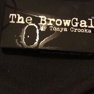 The BrowGal by Tonya Crooks